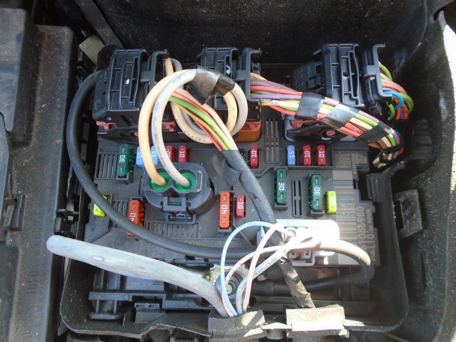Peugeot 307 Under Bonnet Fuse Box : Peugeot fuse box fault wiring library