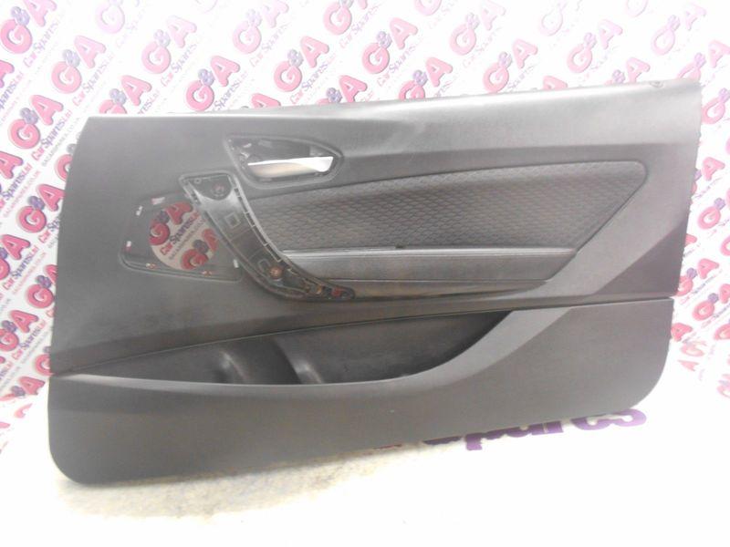 BMW 1 SERIES F21 3 DOOR OFFSIDE FRONT DOOR CARD 11-16   G