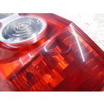 2008 FORD FIESTA MK6 1.2 PETROL NEARSIDE REAR TAIL LIGHT ASSEMBLY 2005-2008