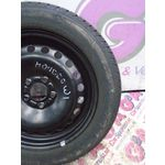 "FORD MONDEO 1X 16""  INCH 5 STUD STEEL WHEEL & TYRE WITH 9-10MM TREAD"