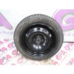 "RENAULT   1X 15""  INCH 5 STUD STEEL WHEEL & TYRE WITH 8-9MM TREAD"