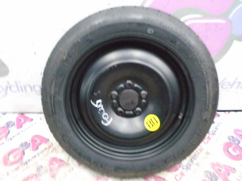 """FORD FOCUS , MONDEO 5 STUD 16"""" INCH SPACE SAVER SPARE WHEEL & TYRE"""
