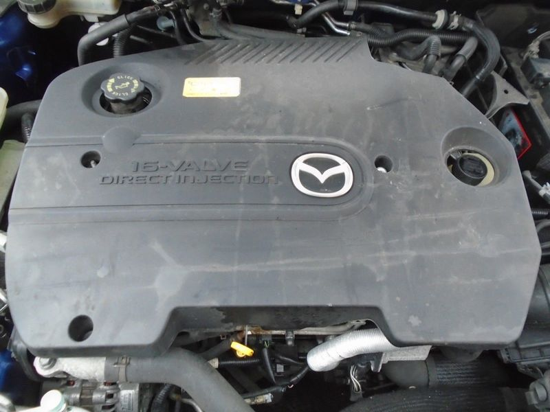 07 MAZDA-3 BK 2.0 TD SPORT TOP ENGINE COVER 03-09 BREAKING CAR