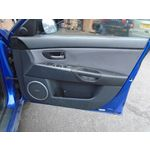 07 MAZDA-3 BK 2.0 TD SPORT OFFSIDE FRONT BARE DOOR CARD PANEL 03-09 BREAKING CAR