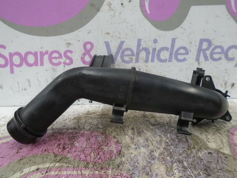 10 VAUXHALL INSIGNIA ESTATE 2.0 CDTI INTER COOLER AIR INTAKE PIPE / HOSE 08-13