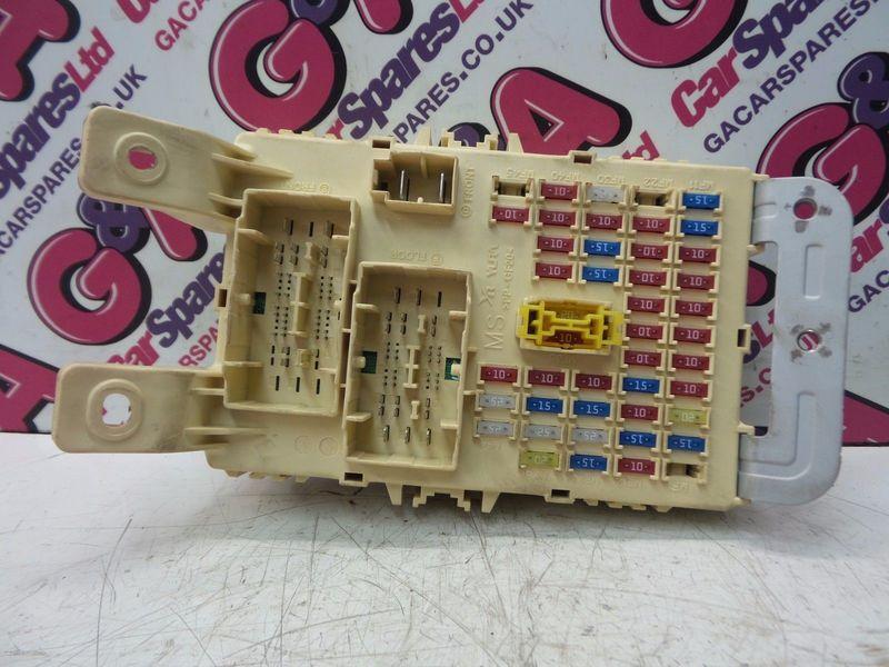 kia rio mk3 1 1 d3fa diesel fuse box fuse board. Black Bedroom Furniture Sets. Home Design Ideas