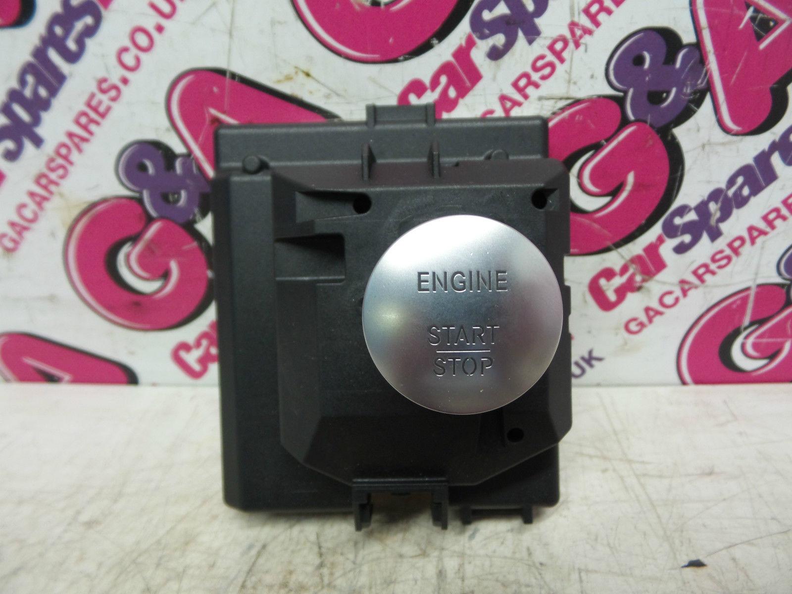 mercedes benz c class w205 ignition start stop button