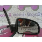 2007 VAUXHALL MERIVA 1.4 OFFSIDE ELECTRIC WING MIRROR 03-06