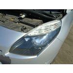 11 RENAULT GRAND SCENIC MK3 1.5 DCI NEARSIDE FRONT HEADLIGHT 09-13 BREAKING CAR