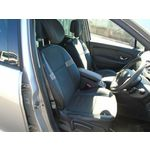 11 RENAULT GRAND SCENIC MK3 OFFSIDE FRONT 1/2 LEATHER SEAT 09-13 BREAKING CAR