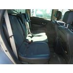 11 RENAULT GRAND SCENIC MK3 OFFSIDE 2ND ROW 1/2 LEATHER SEAT 09-13 BREAKING CAR