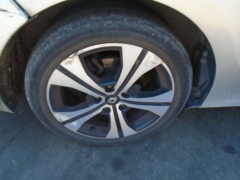 "11 RENAULT GRAND SCENIC MK3 1X 17"" ALLOY WHEEL-NO TYRE 09-13 BREAKING CAR"