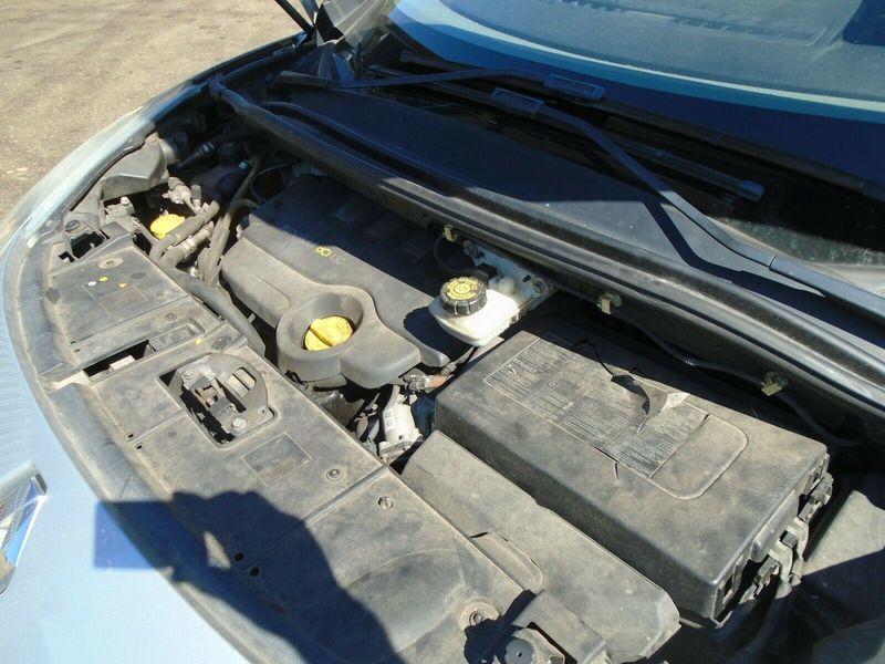 11 RENAULT GRAND SCENIC MK3 1.5 DCI STARTER MOTOR ASSEMBLY 09-13 BREAKING CAR