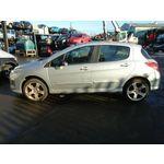 07 PEUGEOT 308 GT 2.0 HDI 5 DOOR 2X REAR COIL SPRINGS-PAIR 07-11 BREAKING CAR