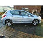 07 PEUGEOT 308 GT 2.0 HDI 5 DOOR OFFSIDE REAR LOCKING MECHANISM 07-11 BREAKING