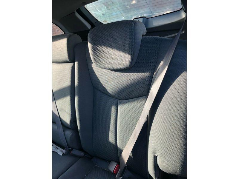 2007 SSANGYONG KYRON XDI 4WD NEARSIDE REAR SEATBELT 06-09 BREAKING CAR