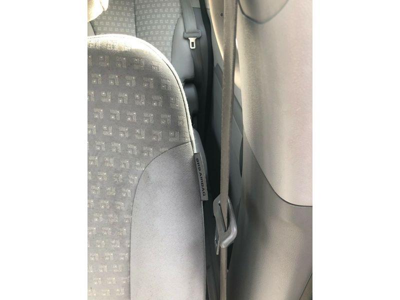 2008 KIA SEDONA GS MK2 NEARSIDE FRONT SEATBELT 06-10 BREAKING CAR