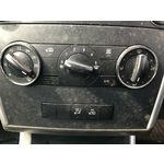 06 MERCEDES B180 CDI HEATER A/C CONTROL PANEL 05-11 BREAKING CAR