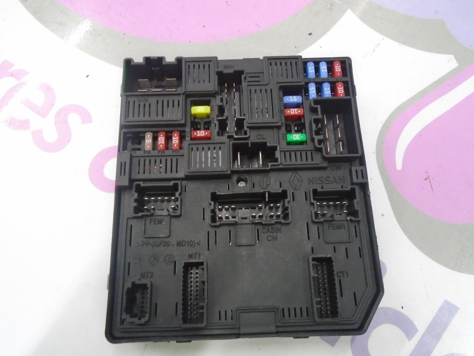 __57 Where Is Fuse Box On Nissan Qashqai on