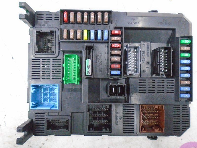 Citroen C4 Fuse Box Price Wiring Diagram Mega