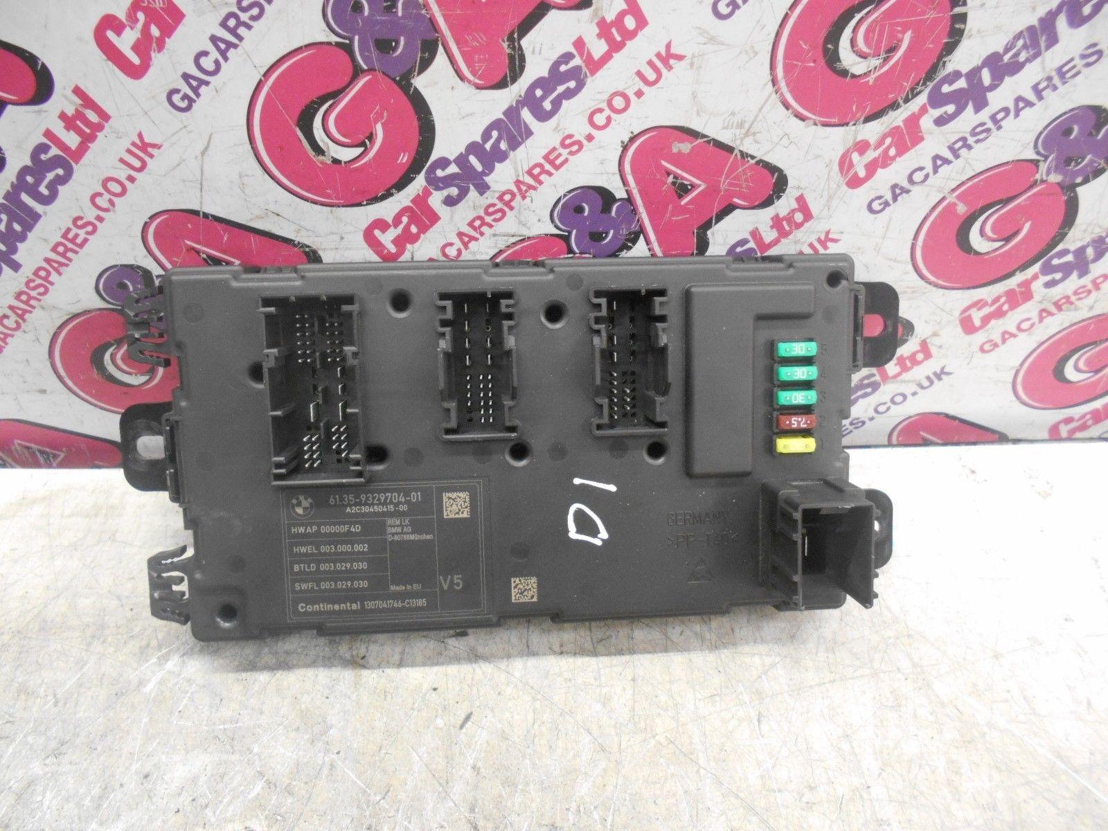 Bmw 1 Series F21 Fuse Box Module 11 16 Ebay On A
